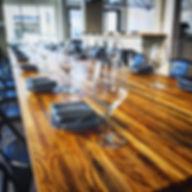 Ondo_Communal Table