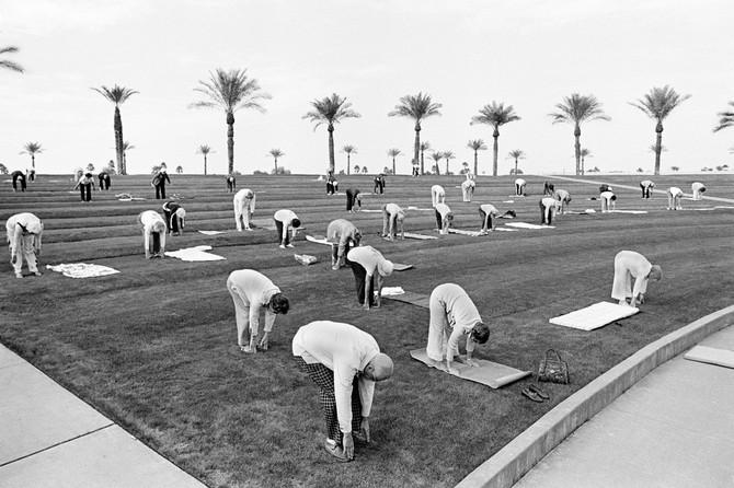 Arizona Seniors Exercise, 1980