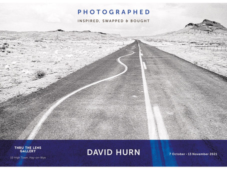 David Hurn: Photographed, Inspired, Swapped & Bought