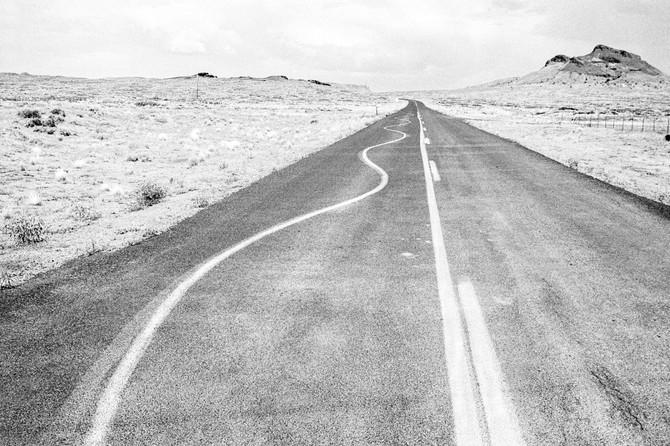 Arizona Road, 1980