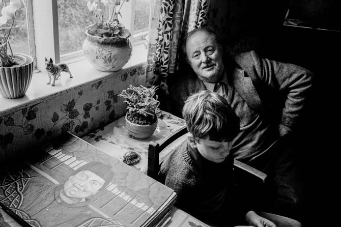 Portrait of James Lloyd