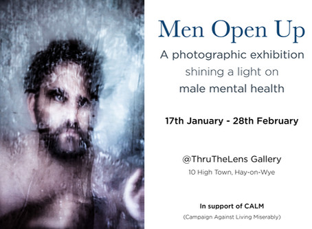 Men Open Up - launch