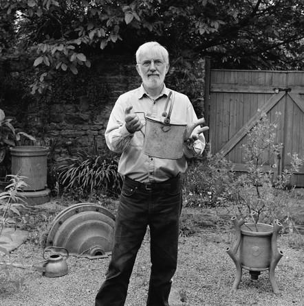 Portrait of Walter Keeler
