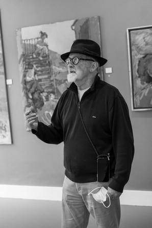 Portrait of Kevin Sinnott
