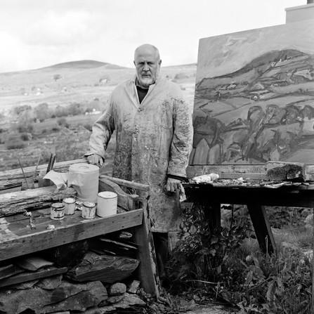 Portrait of Peter Prendergast