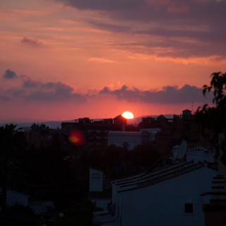 Estepona Sunset I