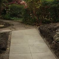 slope accessibility garden