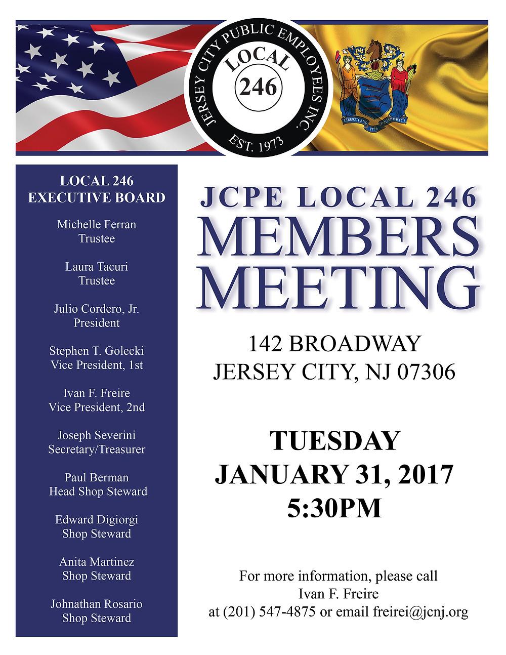 Jersey CIty Union
