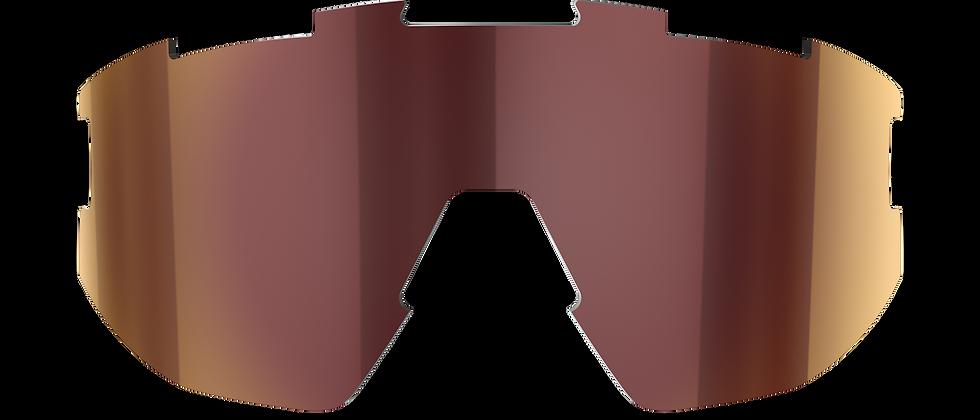 Fusion & Matrix - Spare lenses - Smoke w Red multi - Cat 3 VLT 14%
