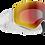 Thumbnail: Flow - Matt Light Grey-Brown w Red Multi + Pink - CAT. 3  VLT 17 %