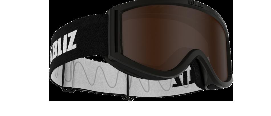 Pixie - Black - Brown single lens - CAT. 3 VLT 14 %