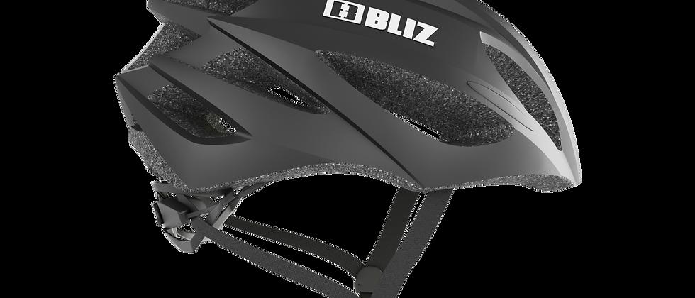 Alpha Bike helmet - Matt Black - S- 50-54