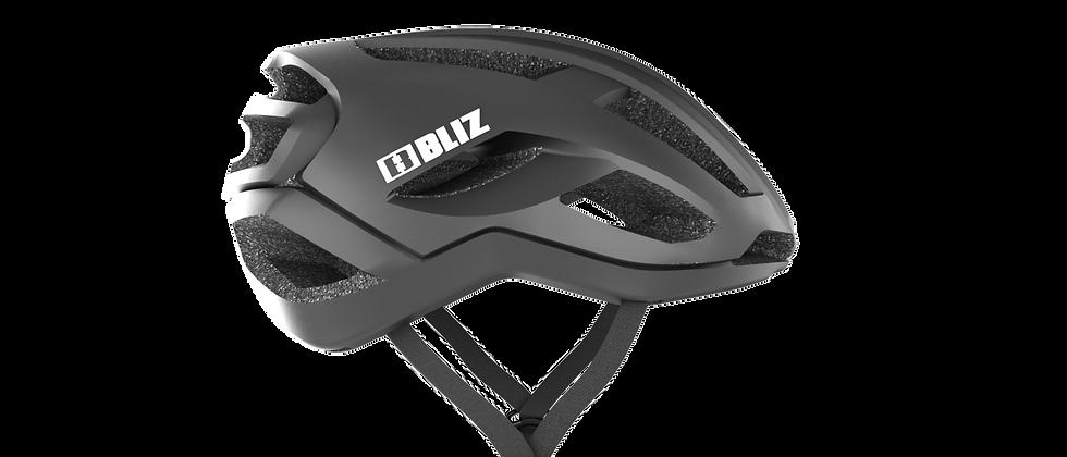 Omega Bike helmet - Matt Black - S- 50-54