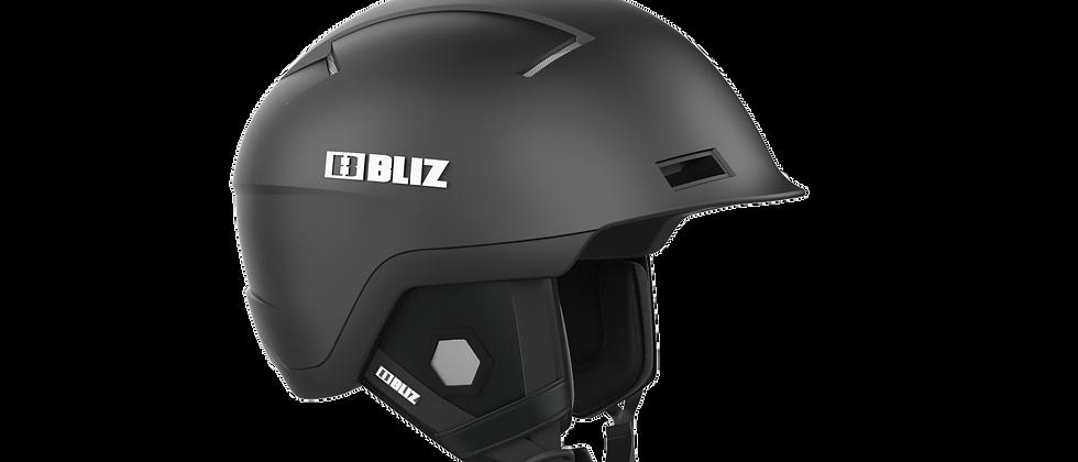 Infinity Snowsport/Freeride Helmet w. MIPS - Matt Black - S - 50-52