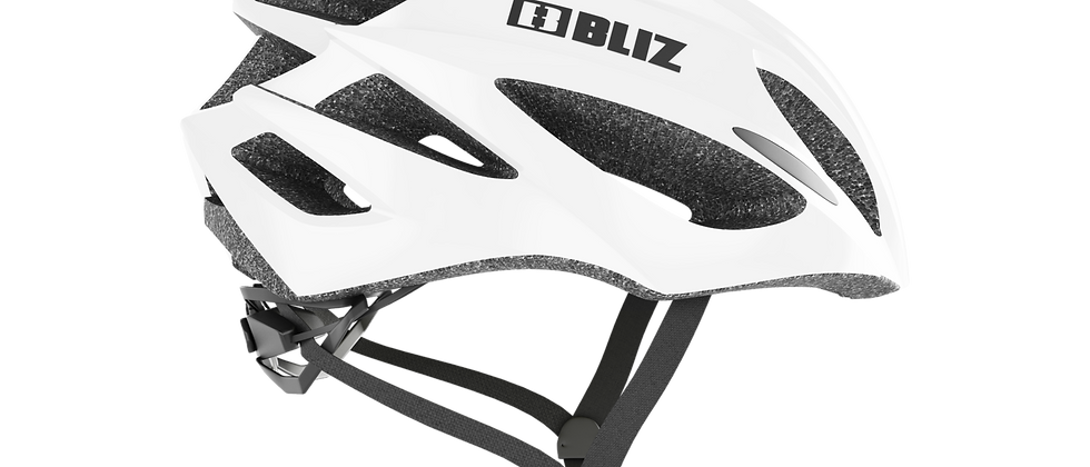 Alpha Bike helmet - Matt White - S- 50-54