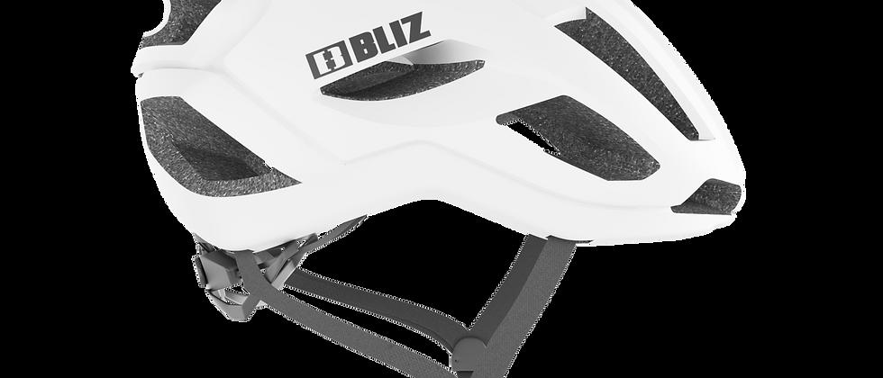 Omega Bike helmet - Matt White - L- 58-61