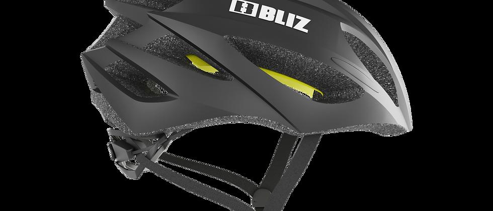 Alpha Bike helmet w MIPS - Matt Black - S- 50-54