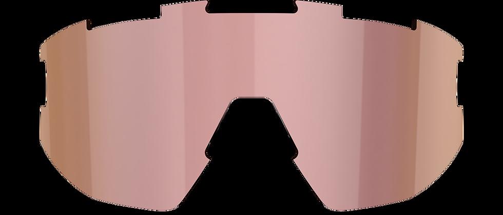 Matrix Small Spare lenses - Brown w Rose multi - CAT.3 VLT 15%