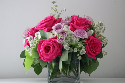 Mixed flower arrangement #5
