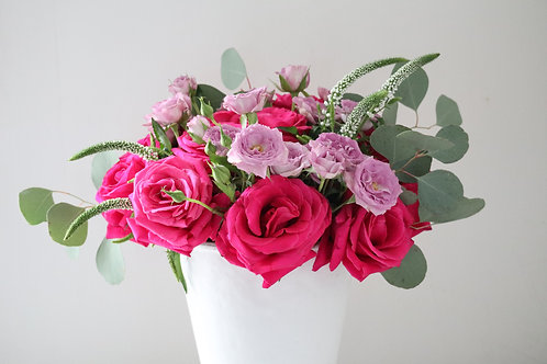 Mixed flower arrangement #6