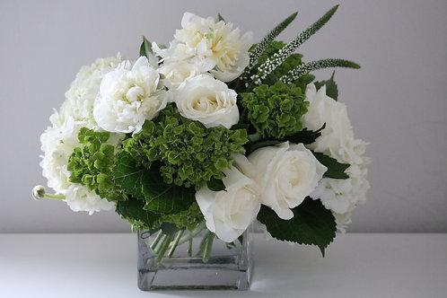 Mixed flower arrangement #2