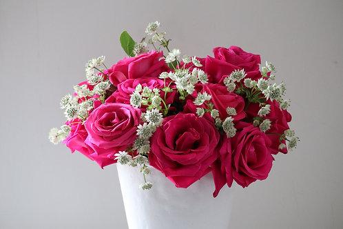 Rose arrangement #1