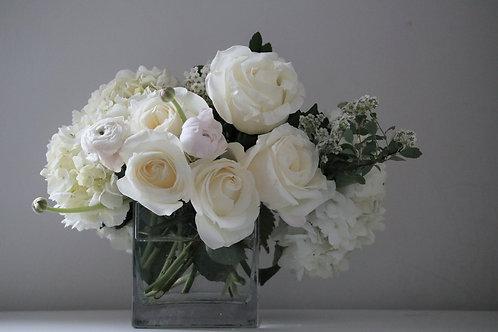 Mixed flowers arrangement #1