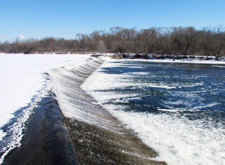 Elgin Courier-News: Planning underway for Carpentersville Dam removal on Fox River in 2022
