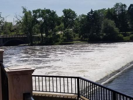 Aurora Beacon-News: Village considers Fox River dam removal