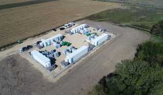 Greentech Media: GlidePath begins construction on 10 MW/10MWh battery storage project in Texas