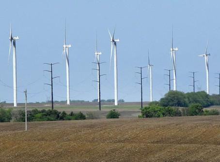 Wind, solar development still growing in McLean County