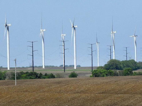 Wind, solar development still growing in McLean County