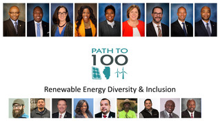 Capitol News Illinois: Path to 100 backers call for bill's passage, diversity in renewable energy