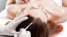 Bilde lånt fra helsesmart.no. Botoxbehandling mot migrene