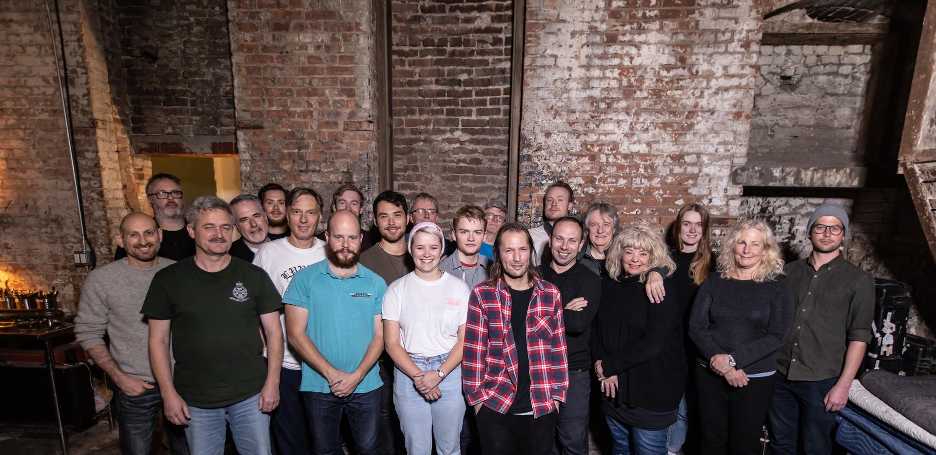 Rodger Fox Big Band - Bunker Studio Grou