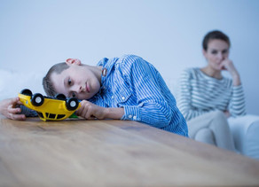 Если врач предполагает у ребенка аутизм?