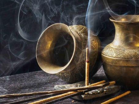 The Magic behind burning Incense