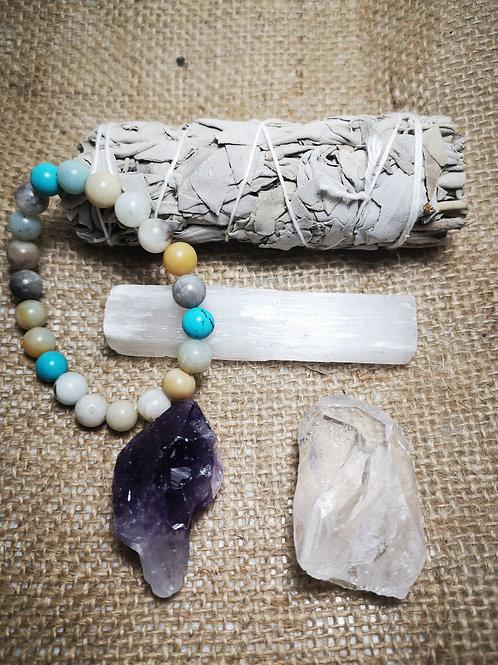 Smudgn Peace Bundle With Bracelet