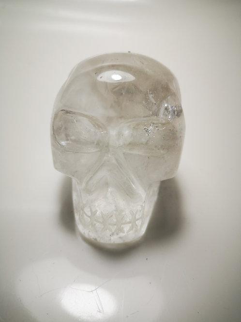 Clear Quartz Skull #3
