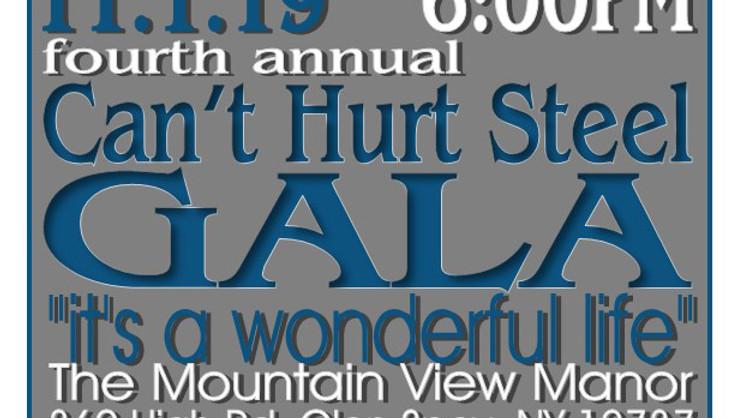 4th Annual Can't Hurt Steel Gala