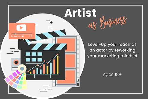 Artist As A Business - BFT