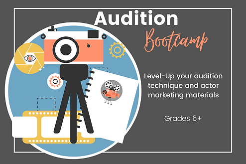 Audition Bootcamp BFT