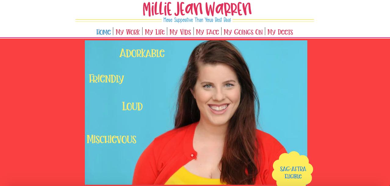 Millie's Website