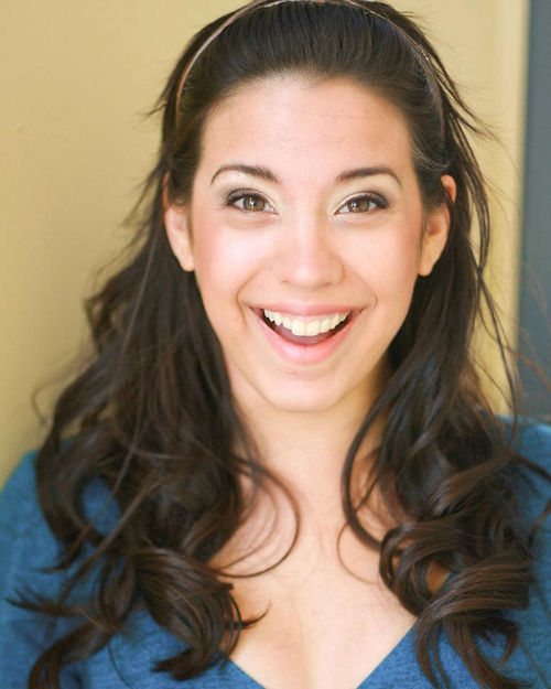 Clare Lopez actor
