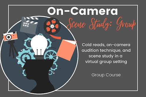 On Camera Scene Study Group - BFT