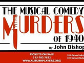 Press Release for: The Musical Comedy Murders of 1940