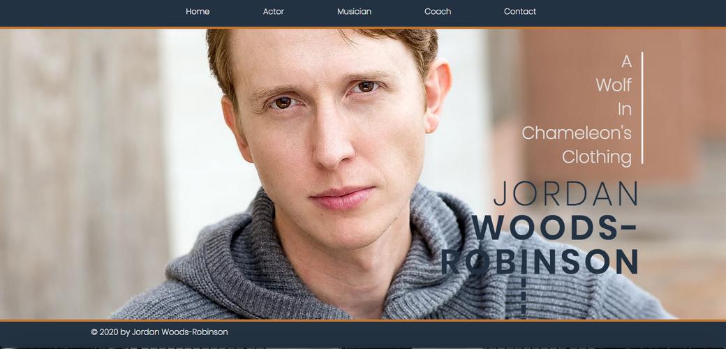 Jordan's Website