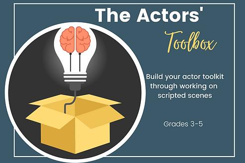 Actors Toolbox BFT