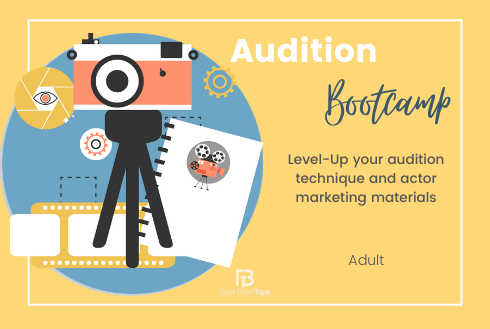 Audition Bootcamp - adult