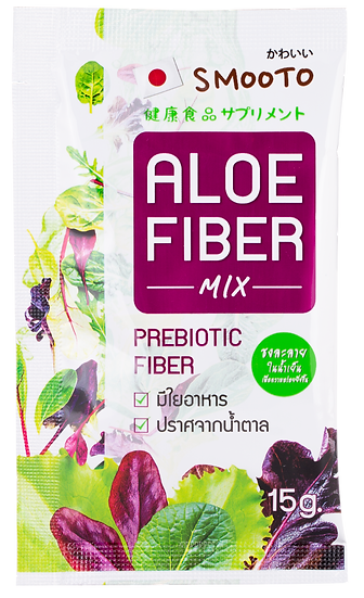 ALOE FIBER MIX DIETARY SUPPLEMENT PRODUCT SMOOTO BRAND